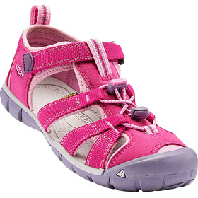 Keen Seacamp II CNX Sandals Children Very Berry/Lilac Chiffon